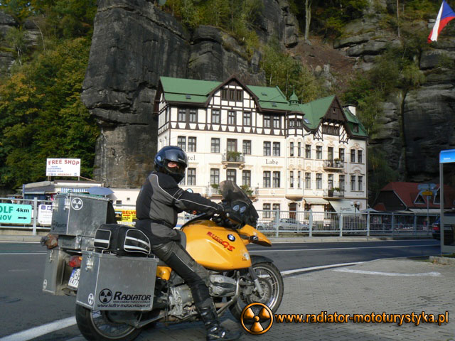 Czechy i Słowacja w jesienny motocyklowy weekend