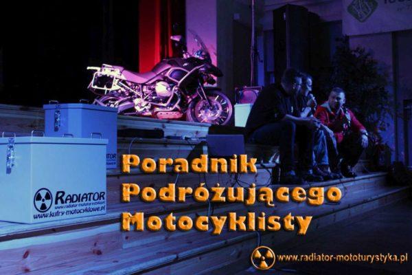 Poradnik Podróżującego Motocyklisty