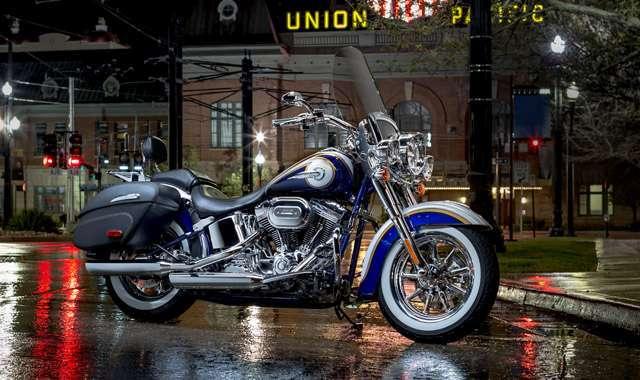 Nowości Harley-Davidson na 2014 rok