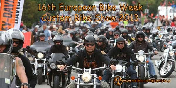 XVI Europejski zlot motocyklowy Faaker See 2013
