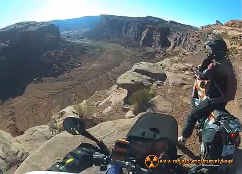 Górski szlak motocyklowy – film