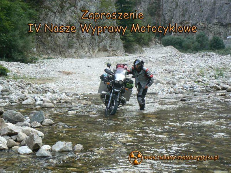 Zapowiedź –  IV Nasze Wyprawy Motocyklowe/Film