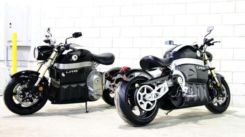 Elektryczny motocykl Sora