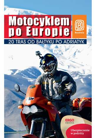 """""""Motocyklem po Europie"""" na liście bestsellerów"""