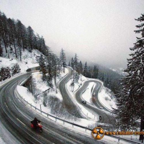 Zimowe przejażdżki
