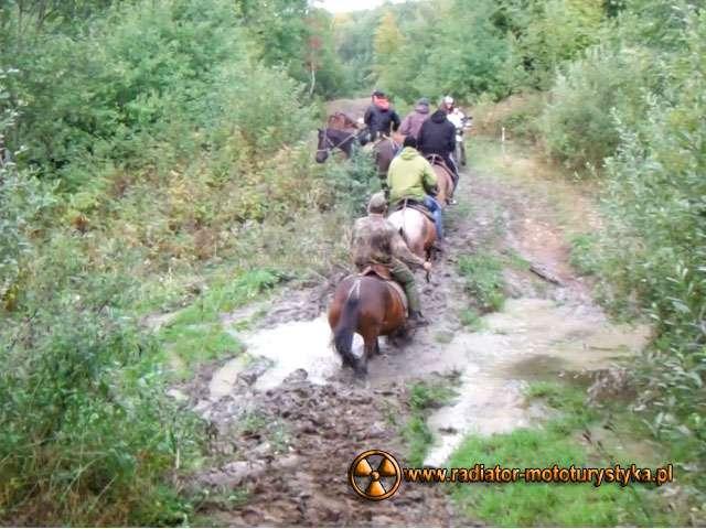 Ukraińskie połoniny w piątek trzynastego