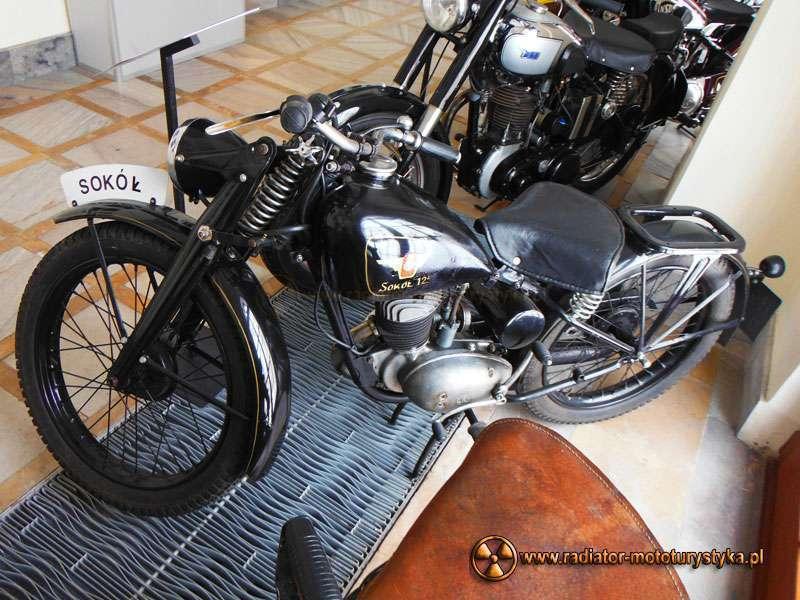 Z wystawy motocykli zabytkowych – Rzeszów 2014 część 2