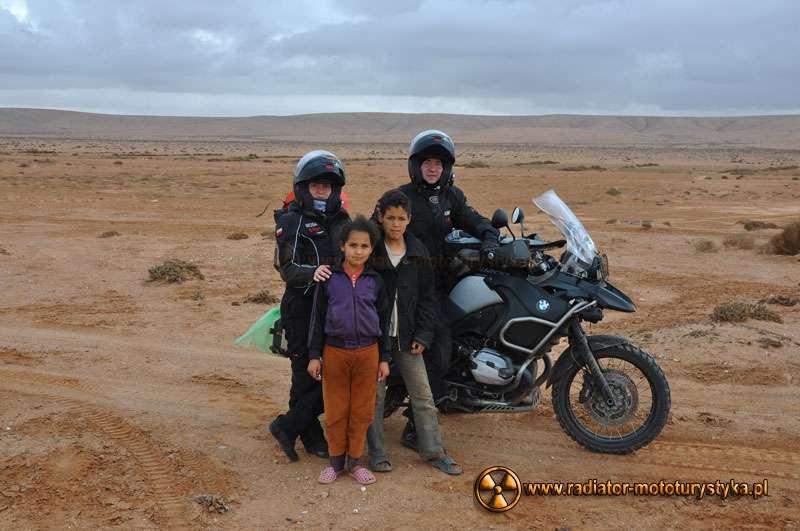 Moto Maroko 2014 – fotorelacja