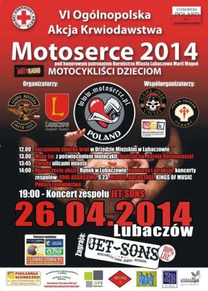 Zloty motocyklowe 25-27.04.2014