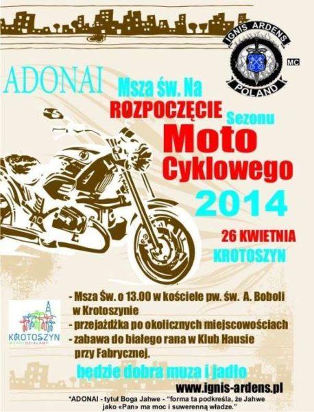 Rozpoczęcie Sezonu Motocyklowego – Krotoszyn