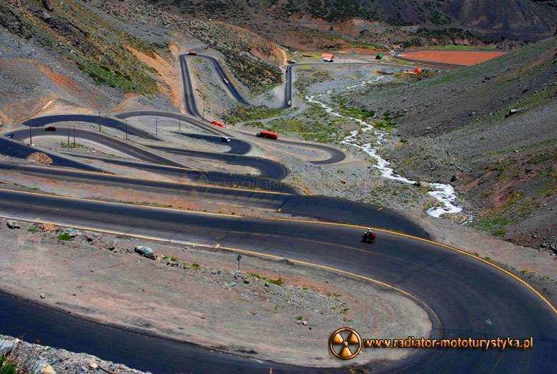 Niezwykłe i niebezpieczne drogi świata – Ameryka Południowa
