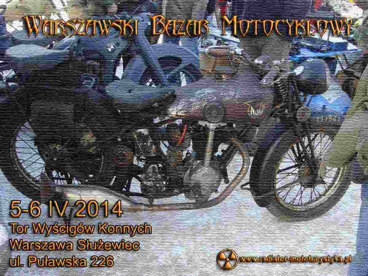 """Warszawski Bazar Motocyklowy """"Mototarg"""""""
