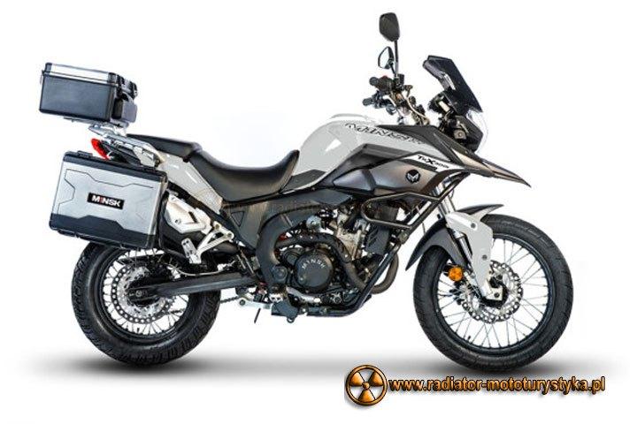10 motocykli typu Adventure, których nie kupisz w USA / filmy