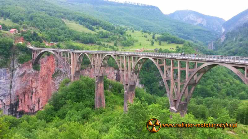 Program budowy 22 mostów