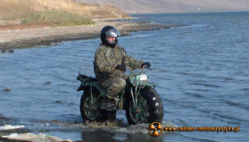 Taurus 2 – motocyklowa zabawka a może terenówka