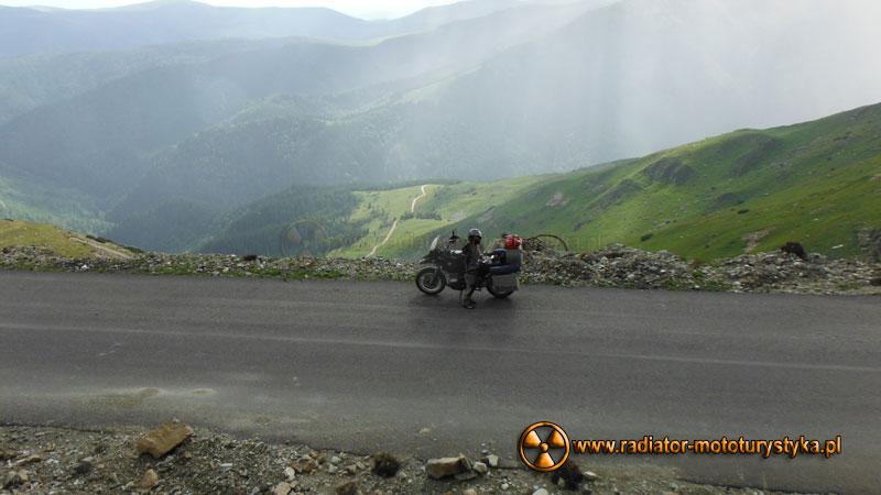 Motocyklem do Transylwanii – Transalpina z Transfogaraską
