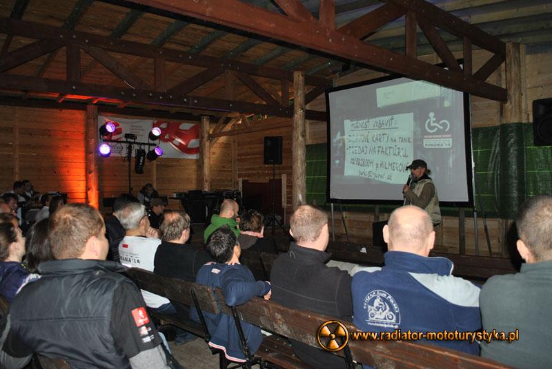 Festiwal filmów z wypraw motocyklowych