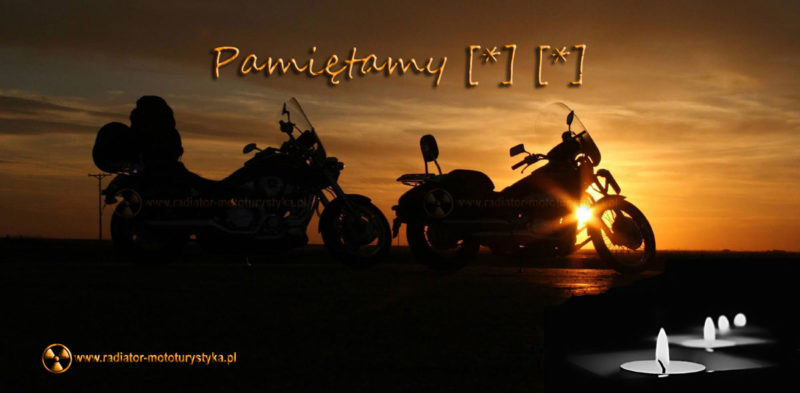 Pamiętamy – motocykliści