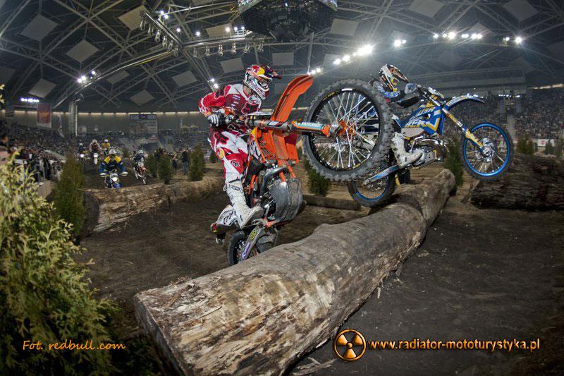 Mistrzostwa Świata Super Enduro w Ergo Arenie – 06.12.2014