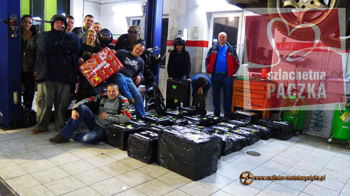 Szlachetna Paczka 2016 – Radiator znowu w akcji!