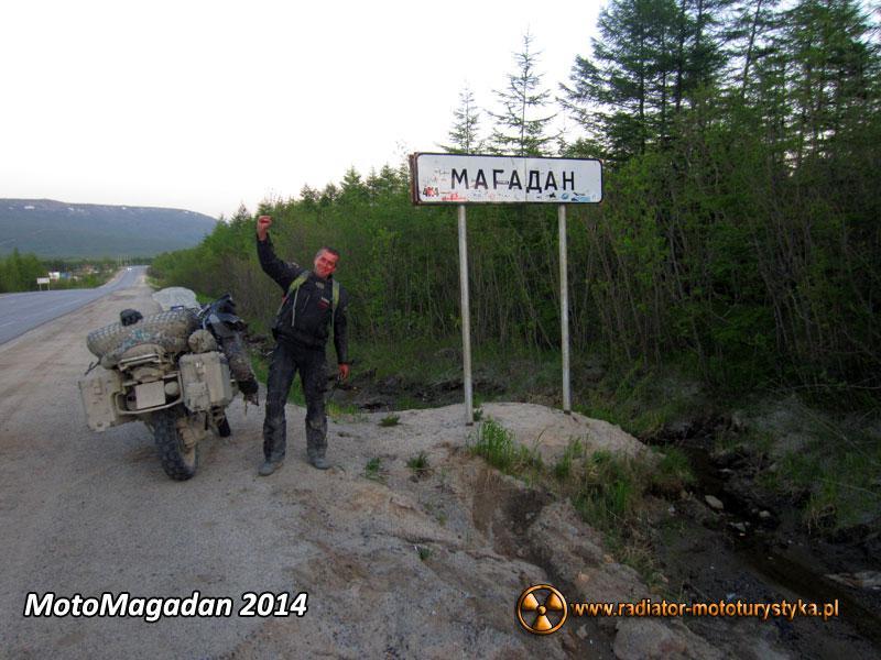 V Nasze Wyprawy Motocyklowe – MotoMagadan 2014
