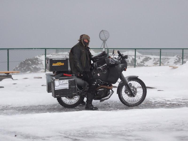 Nordkapp zimą – samotny rajd przez śniegi 3 …