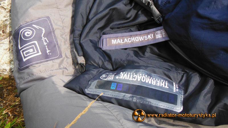 Śpiwory Małachowski to strzał w dziesiątkę