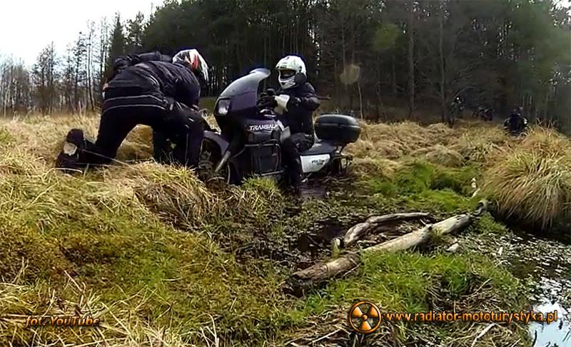 Topienie marzanny/motocykla – film