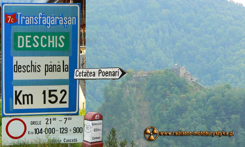 Niezwykłe i niebezpieczne drogi świata – Europa, Rumunia (Karpaty)