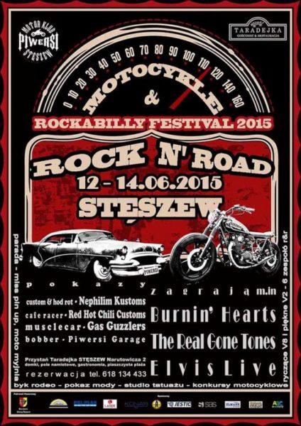 Rock n Road Rockabilly Festival – 12-14.05.2015 Stęszew