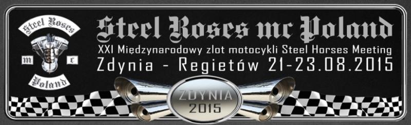 XXI Steel Horses Meeting – 21-23.08.2015 Zdynia