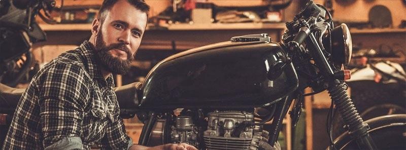 Najnowszy zawód w Polsce Mechanik Motocyklowy