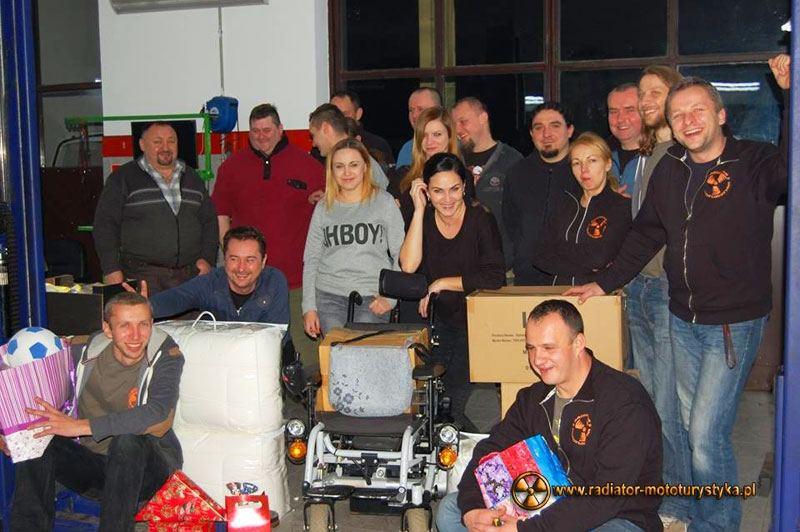 Świąteczna Paczka Radiatora 2015