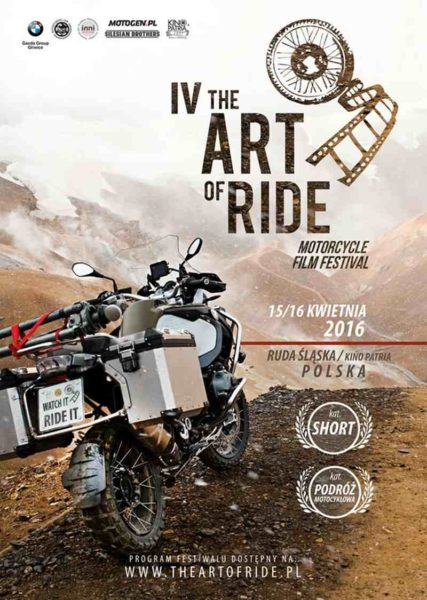 IV Festiwal The Art of Ride