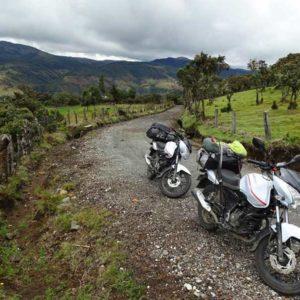 VII Nasze Wyprawy Motocyklowe - Kolumbia - motocyklowe El Dorado