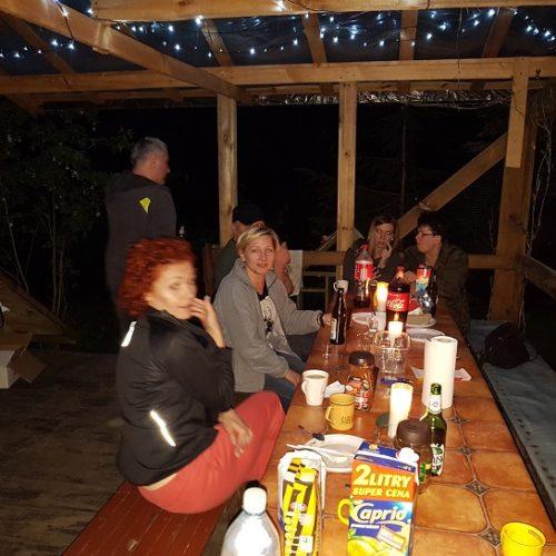 Impreza w Szałasie nad Tanwią 2017