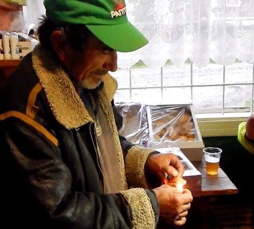 Enduro Polulanka - piękno i piekło mordoru - Ukraina - połoniny motocyklowo - degustacja