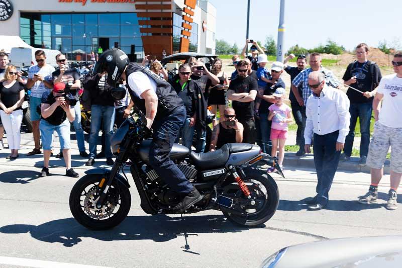 Motocyklowy rekord Guinnessa pobity w Polsce