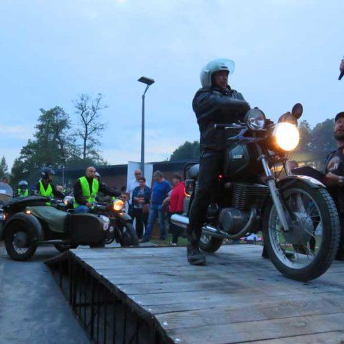 X Rajd Nocny Motocykli Zabytkowych przeszedł do historii