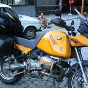 Wyprawa motocyklowa do Grecji - 2008 - Bułgaria, Monaster Baczkowski/Bachkovo Monastery/Бачковски манастир