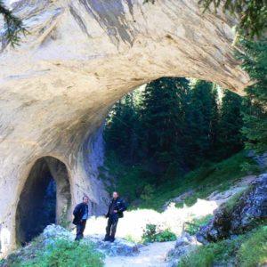 Wyprawa motocyklowa do Grecji - 2008 - Bułgaria, Cudowne Mosty/Cudnite Mostove/Чудните мостове - skalne mosty