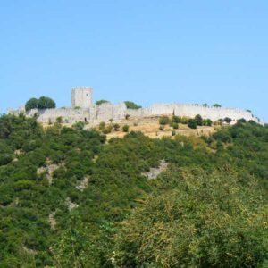 Wyprawa motocyklowa do Grecji - 2008 - Grecja, zamek w Platamonas