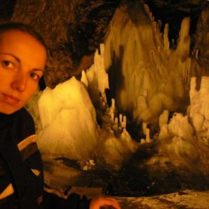 Wyprawa do Grecji - 2008 - Rumunia, jaskinia Scerishoara