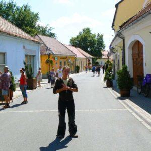 Wyprawa do Grecji - 2008 - Węgry - Wiórek w Tokaju