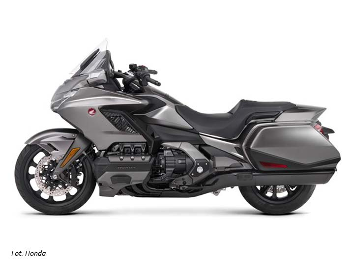 2018 GL1800 Gold Wing