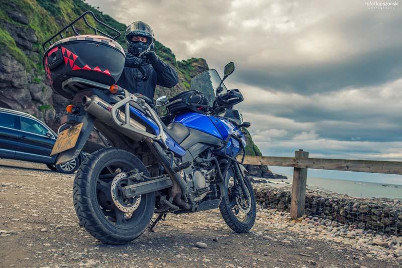 Motocyklem dookoła Wielkiej Brytanii