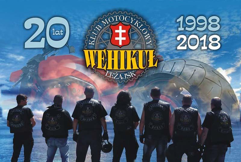 Rozpoczęcie sezonu 2018, 20-to lecie Klubu Wehikuł - Leżajsk