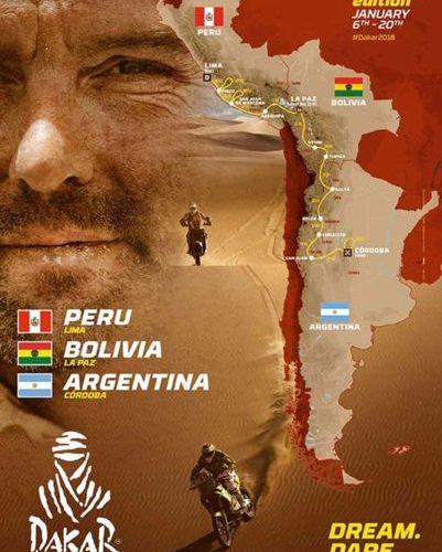 Rajd Dakar 2018 - podwójny jubileusz