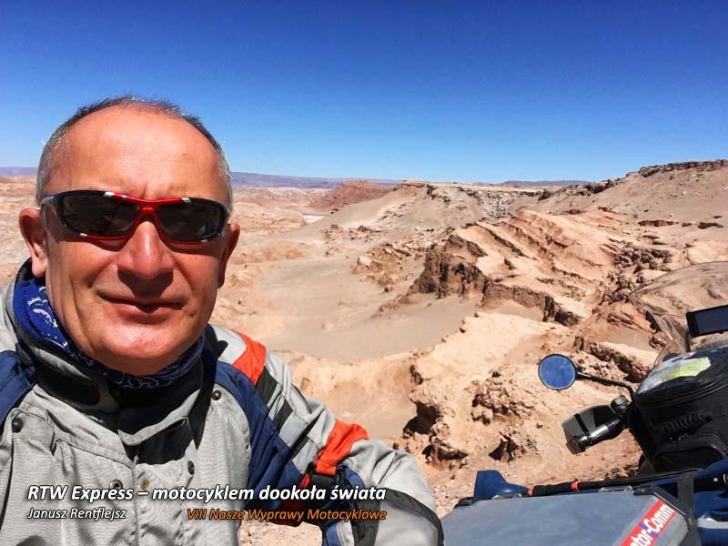 VIII Nasze Wyprawy Motocyklowe – RTW Express – motocyklem dookoła świata