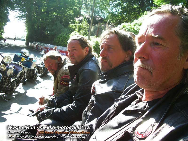 VIII Nasze Wyprawy Motocyklowe – Wyspa Man – mekka motocyklistów